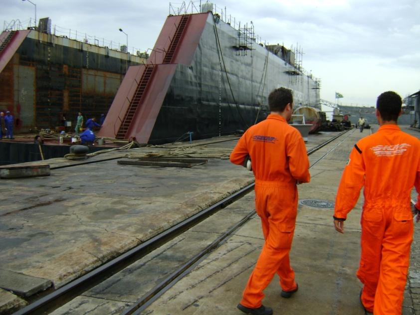 Dique Almirante Schieck – Marinha do Brasil
