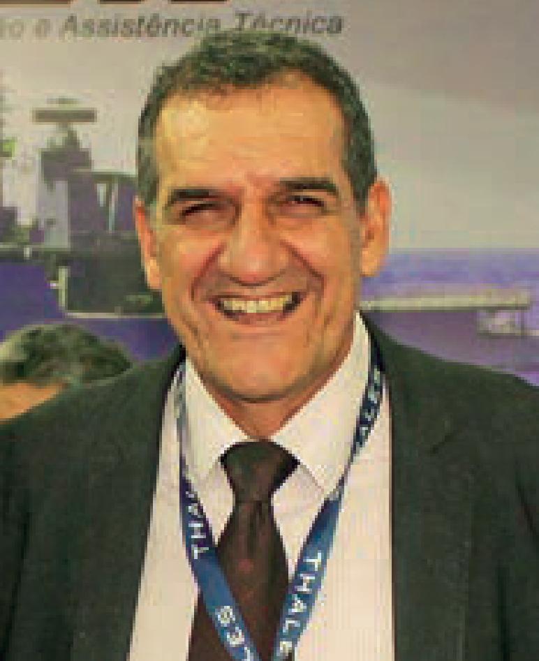 Nicolau Sebastião, diretor da SKM